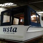 çanakkale tekne brandası