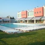 Mafsallı Tente - Havuz