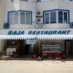 restaurant tente