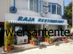 restoran golgelik