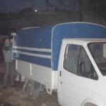 Kamyon Brandası  - Çanakkale