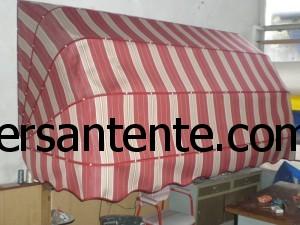 Körüklü Tente - Çanakkale