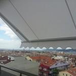 beyaz tente