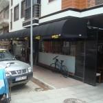 cafe siyah tente