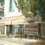 Mafsallı Tente - Çanakkale