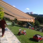 park tente